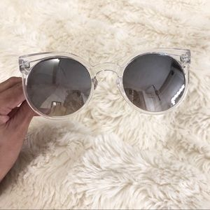 Quay Kosha Mirror Sunglasses